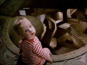 Labyrinth bambino scale